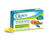 QUIES PROTECTION AUDITIVE AVION ENFANT (UNE PAIRE)