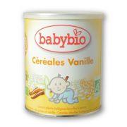 BABYBIO CEREALES VANILLE SANS GLUTEN +5 MOIS 220 G