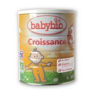 BABYBIO CROISSANCE LAIT DE SUITE BIO BIFIDUS POUDRE 900 G