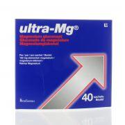 ULTRA MG SACHETS 40 X 3 G