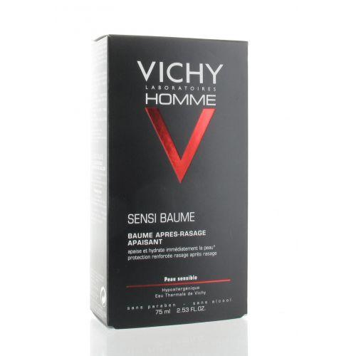 VICHY HOMME SENSIBAUME MINERAL 75 ML
