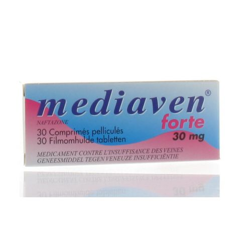 MEDIAVEN FORTE COMPRIMES 30 X 30 MG