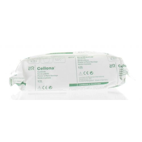 CELLONA BANDE PLATREE 15 CM X 2,75 M (1)