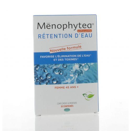MENOPHYTEA RETENTION D'EAU 30 COMPRIMES