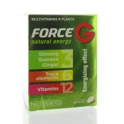 FORCE G NATURAL ENERGY 56 COMPRIMES