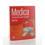 MEDICA MENTHE 36 PASTILLES A SUCER
