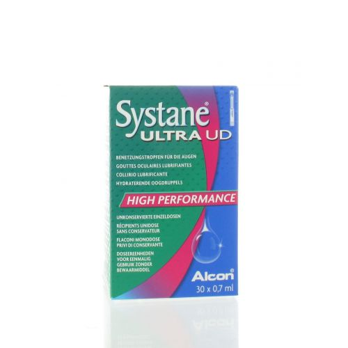 SYSTANE ULTRA GOUTTES OCULAIRES HYDRA UNIDOSES 30 X 0,7 ML
