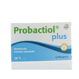 METAGENCIS PROBACTIOL PLUS 15 CAPSULES
