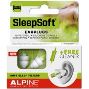 ALPINE SLEEPSOFT BOUCHONS OREILLE NEW 1 PAIRE