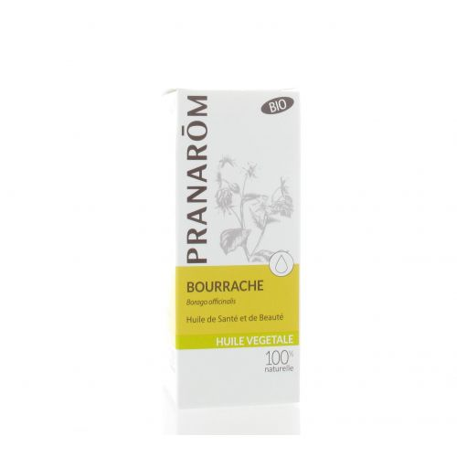 PRANAROM HUILE VEGETALE DE BOURRACHE 50 ML BIO