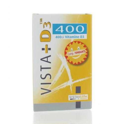 VISTA-D3 400 JUNIOR 120 COMPRIMES