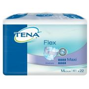 TENA FLEX MAXI MEDIUM 71-104 CM (22)