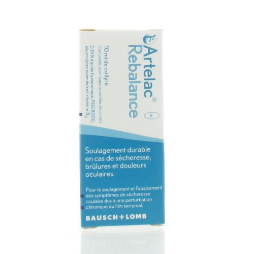 ARTELAC REBALANCE SOLUTION 10 ML