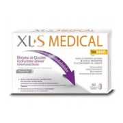 XLS MEDICAL BLOQUEUR DE GLUCIDES 60 COMPRIMES