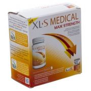 XLS MEDICAL MAXIMUM STRENGTH 120 COMPRIMES