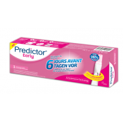 PREDICTOR EARLY 6 JOURS TEST DE GROSSESSE