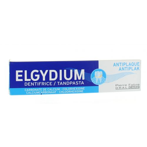ELGYDIUM DENTIFRICE ANTI-PLAQUE 100 G