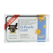 PHARMA NORD D PEARLS 1520 CAPSULES 100 + 20 GRATUITES