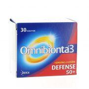 OMNIBIONTA 3 50+ 30 COMPRIMES