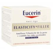EUCERIN ELASTICITY PLUS FILLER NUIT 50 ML