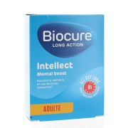 BIOCURE INTELLECT LONG ACTION MENTAL BOOST 30 COMPRIMES