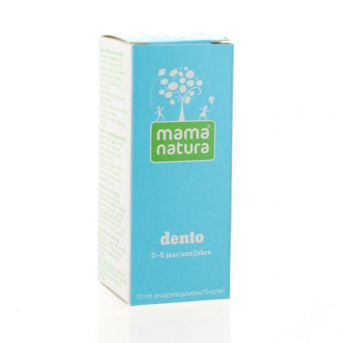MAMA NATURA DENTO GOUTTES 10 ML