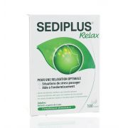 SEDIPLUS RELAX 100 COMPRIMES