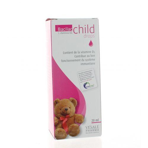 BACILAC CHILD DROPS 20 ML