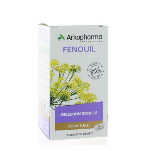 ARKOGELULES FENOUIL 45 GELULES