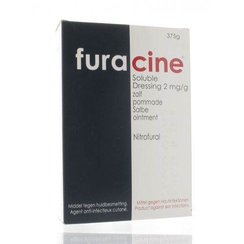 FURACINE SOLUBLE 250 ML