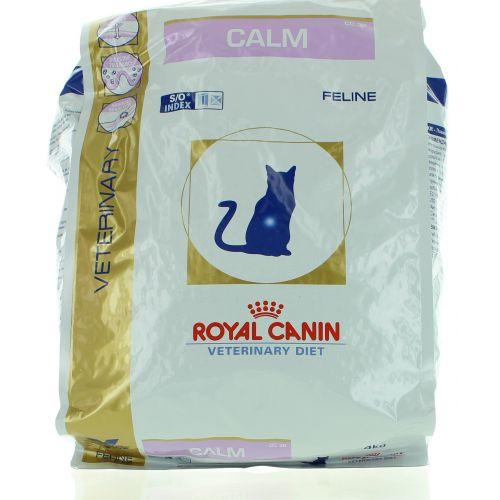 ROYAL CANIN VET CAT CALM 4 KG