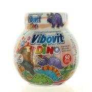 VIBOVIT JUNIOR 4+ DINOSAURE GUMMIES (50)