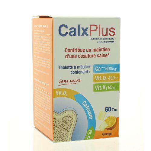 CALX PLUS ORANGE 60 COMPRIMES