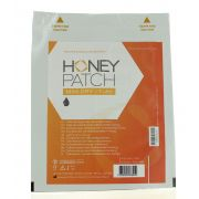 HONEYPATCH MINI DRY PANSEMENT ALGINATE STERILE 5 X 5 CM