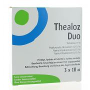 THEALOZ DUO GOUTTES 3 X 10 ML