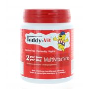 TEDDY VIT MULTIVITAMINES GOMME OURSON (50)