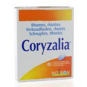 CORYZALIA 40 COMPRIMES ORODISPERSIBLES