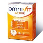 OMNIVIT ACTIVE COMPRIMES 28 X 40 MG