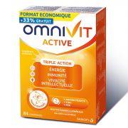 OMNIVIT ACTIVE COMPRIMES 84 X 40 MG
