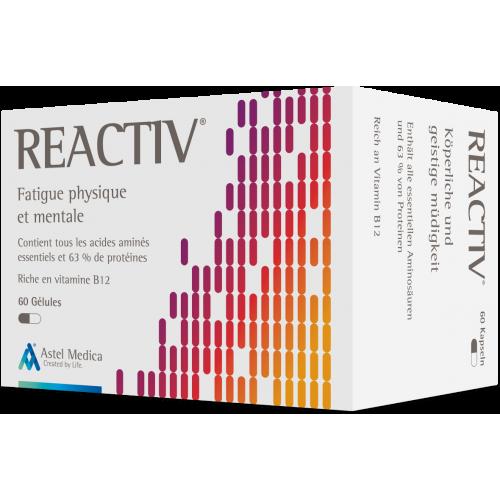 REACTIV 60 GELULES