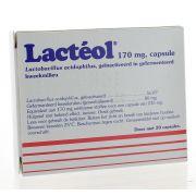 LACTEOL 20 CAPSULES