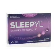 SLEEPYL 40 CAPSULES