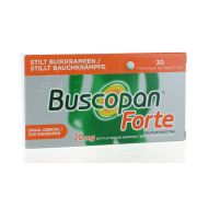 BUSCOPAN FORTE COMPRIMES 30 X 20 MG