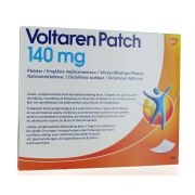 VOLTAREN PATCH 10 X 140 MG