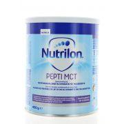 NUTRILON PEPTI SANS LACTOSE 450 G