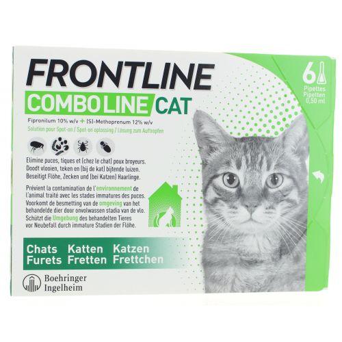 FRONTLINE COMBO LINE CAT (6)