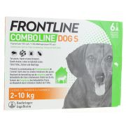 FRONTLINE COMBO LINE DOG S (6)