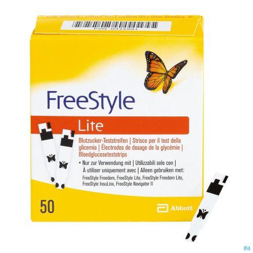 Freestyle Lite 50 tigettes