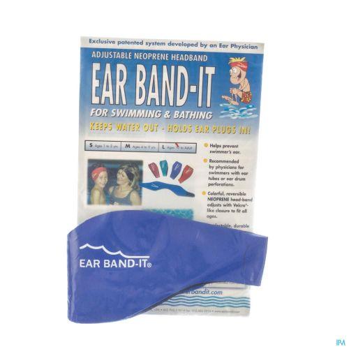 Ear Band-it Natation Neoprene Large