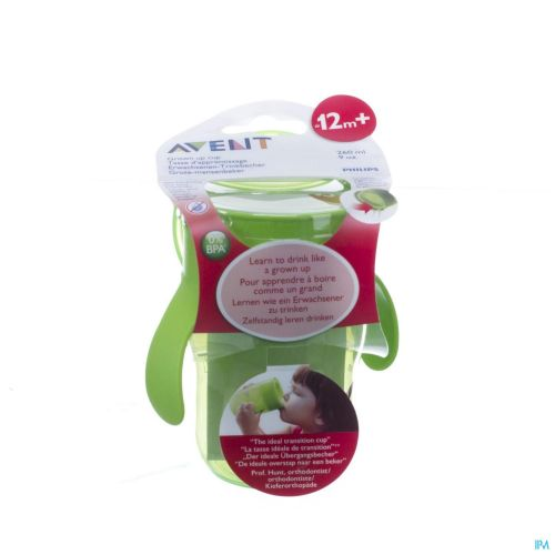 Philips Avent Grow-up Cup 260ml SCF782/00